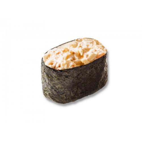 Острые суши креветка