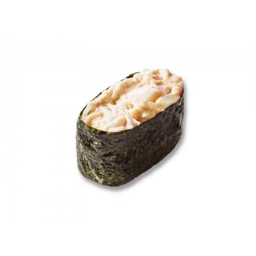 Острые суши краб-крем