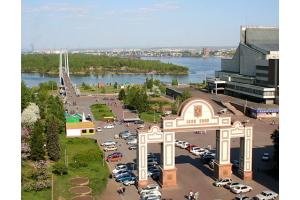 Четвертый магазин в Красноярске!